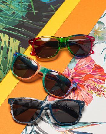 Nouveautés objet media lunettes de soleil
