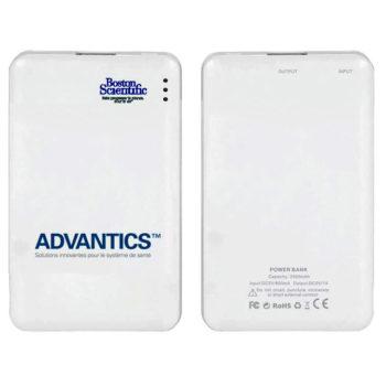 Réalisations New Objet Media Advantics téléphone portable